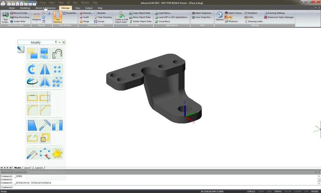GRAITEC Advance CAD | 3D Modeling