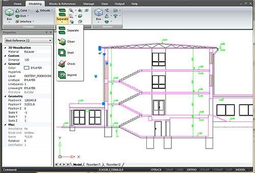 GRAITEC Advance CAD | AutoCAD® compatibility
