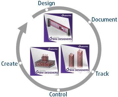 GRAITEC BIM Designers Concrete Series