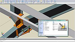 GRAITEC Autodesk Advance Steel   Cold Rolled Steel