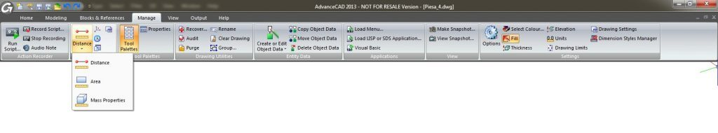 GRAITEC Advance CAD | 2D/3D CAD environment