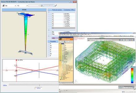 GRAITEC Advance Design | Results processing