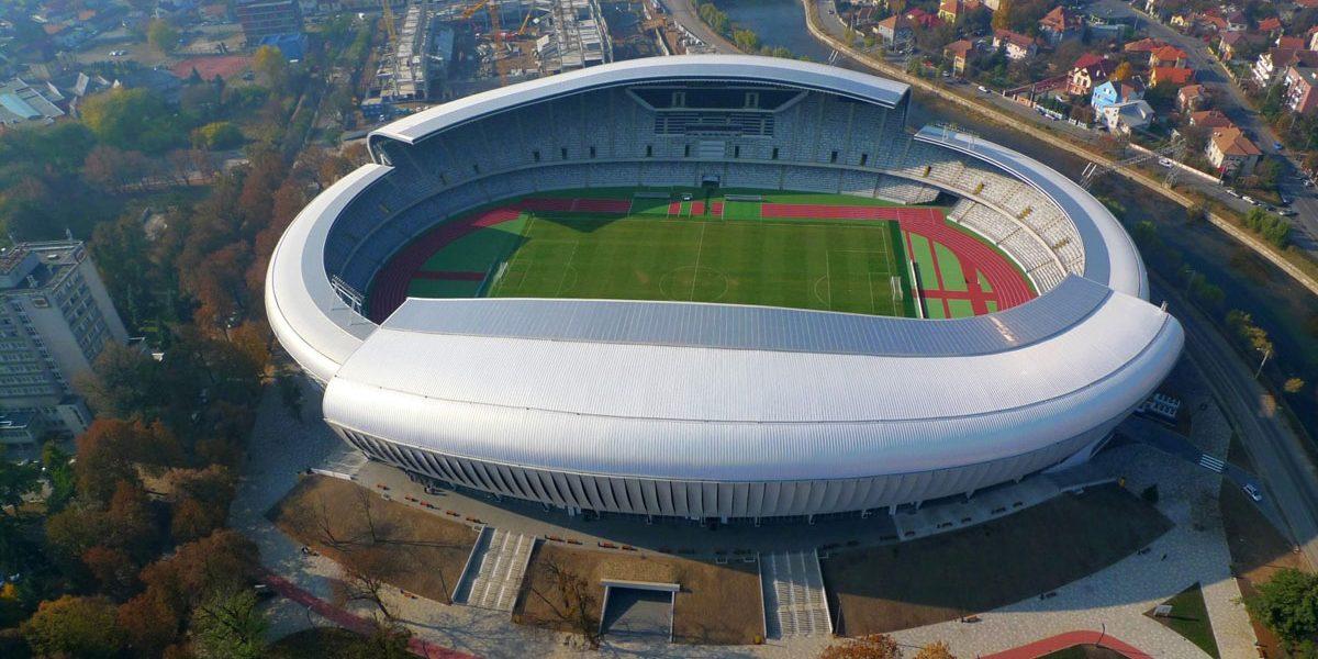 Cluj Arena Stadium