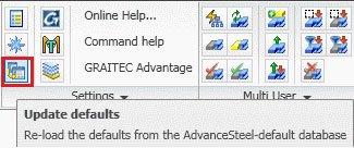 GRAITEC Autodesk Advance Steel | Revision control