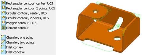 GRAITEC Autodesk Advance Steel | Sheet and plate metal work