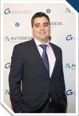 GRAITEC Autodesk Advance Steel | Professional Services | North America - Pascal Beauregard, P. Eng, The BIM Believer
