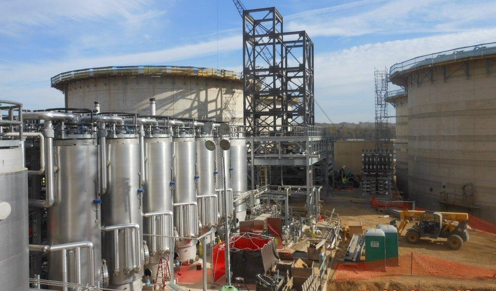 Waste Water Treatment Plant Expansion
