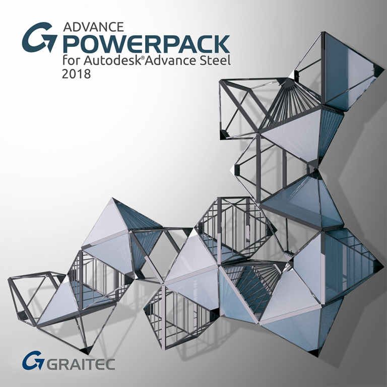 PowerPack for Advance Steel 2018
