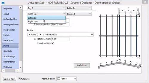 GRAITEC Shop | Steel Structure Designer for Advance Steel